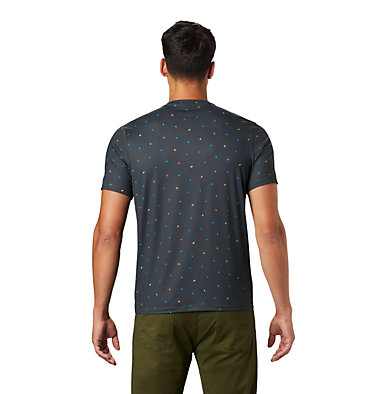 Men's Crater Lake™ Short Sleeve T-Shirt  Crater Lake™ Short Sleeve T | 345 | L, Dark Storm Cam Print, back
