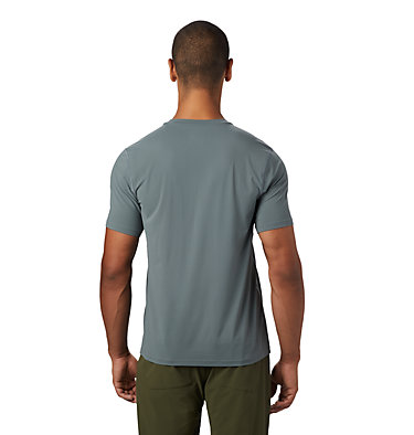 Men's Crater Lake™ Short Sleeve T-Shirt  Crater Lake™ Short Sleeve T | 345 | L, Light Storm, back