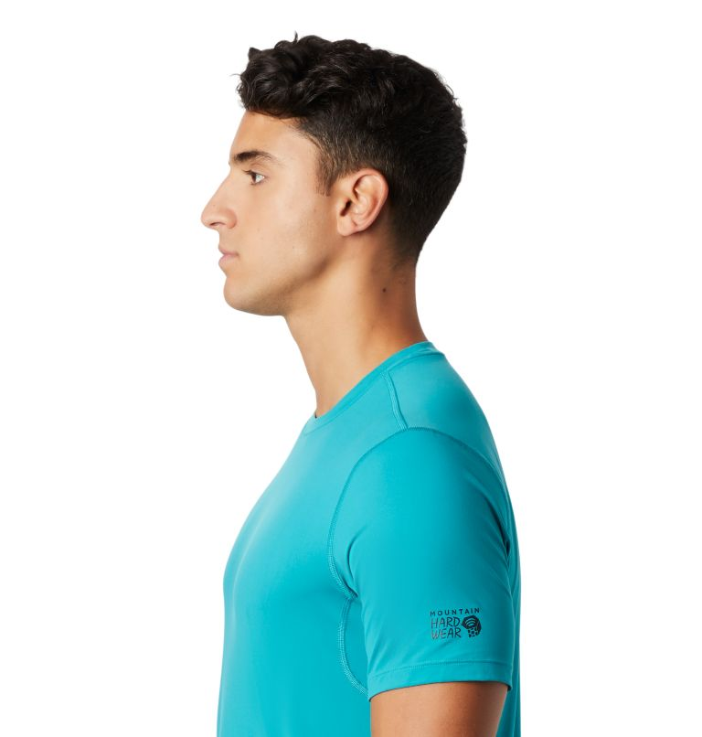 Crater Lake™ Short Sleeve T | 345 | M Men's Crater Lake™ Short Sleeve T-Shirt, Vivid Teal, a1
