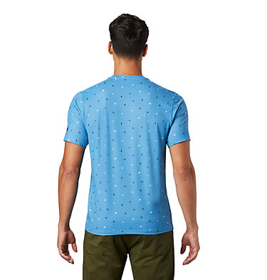 Men's Crater Lake™ Short Sleeve T-Shirt  Crater Lake™ Short Sleeve T | 345 | L, Deep Lake Cam Print, back