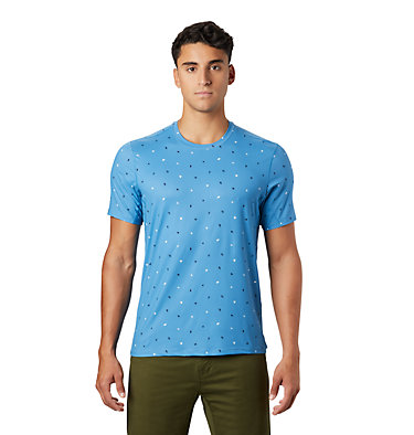 Men's Crater Lake™ Short Sleeve T-Shirt  Crater Lake™ Short Sleeve T | 345 | L, Deep Lake Cam Print, front