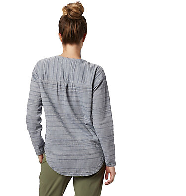 Women's Palisade™ Long Sleeve Shirt  Palisade™ Long Sleeve Shirt | 492 | L, Zinc, back