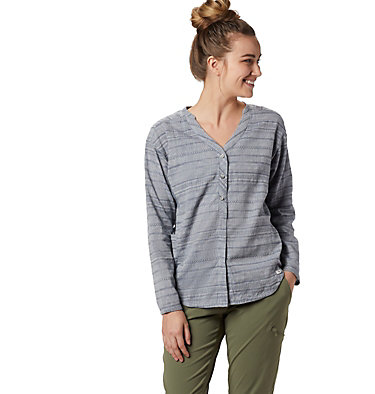 Women's Palisade™ Long Sleeve Shirt  Palisade™ Long Sleeve Shirt | 492 | L, Zinc, front