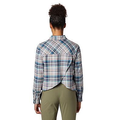 Women's Karsee™ Lite Long Sleeve Shirt Karsee™ Lite Long Sleeve Shirt | 320 | L, Zinc, back