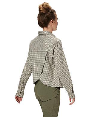 Women's Karsee™ Lite Long Sleeve Shirt Karsee™ Lite Long Sleeve Shirt | 320 | L, Light Army, back