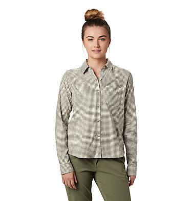 Women's Karsee™ Lite Long Sleeve Shirt Karsee™ Lite Long Sleeve Shirt | 320 | L, Light Army, front