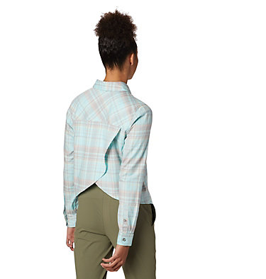 Women's Karsee™ Lite Long Sleeve Shirt Karsee™ Lite Long Sleeve Shirt | 320 | L, Eddy, back
