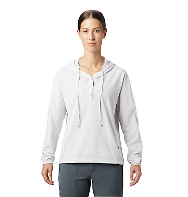 Chemise à manches longues extensible Mallorca™ Femme Mallorca™ Stretch Long Sleeve Shirt | 447 | M, Steam, front