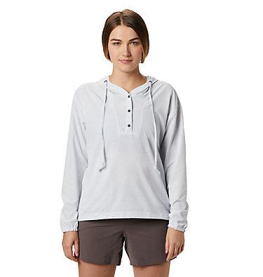 Chemise à manches longues extensible Mallorca™ Femme Mallorca™ Stretch Long Sleeve Shirt | 447 | M, Zinc, front