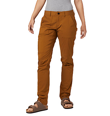 Pantalon Hardwear AP™ Femme Hardwear AP™ Pant | 801 | 0, Golden Brown, front