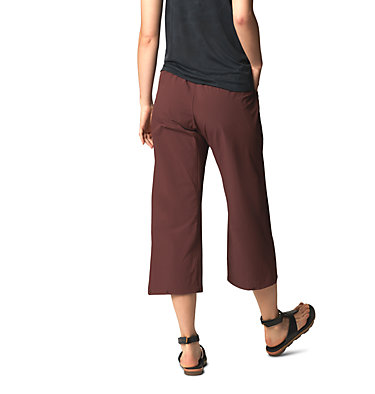 Women's Railay™ Capri Railay™ Capri | 333 | L, Washed Raisin, back