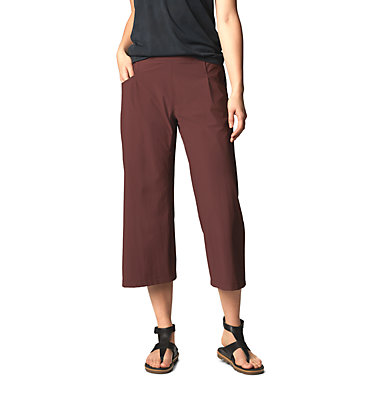 Women's Railay™ Capri Railay™ Capri | 333 | L, Washed Raisin, front