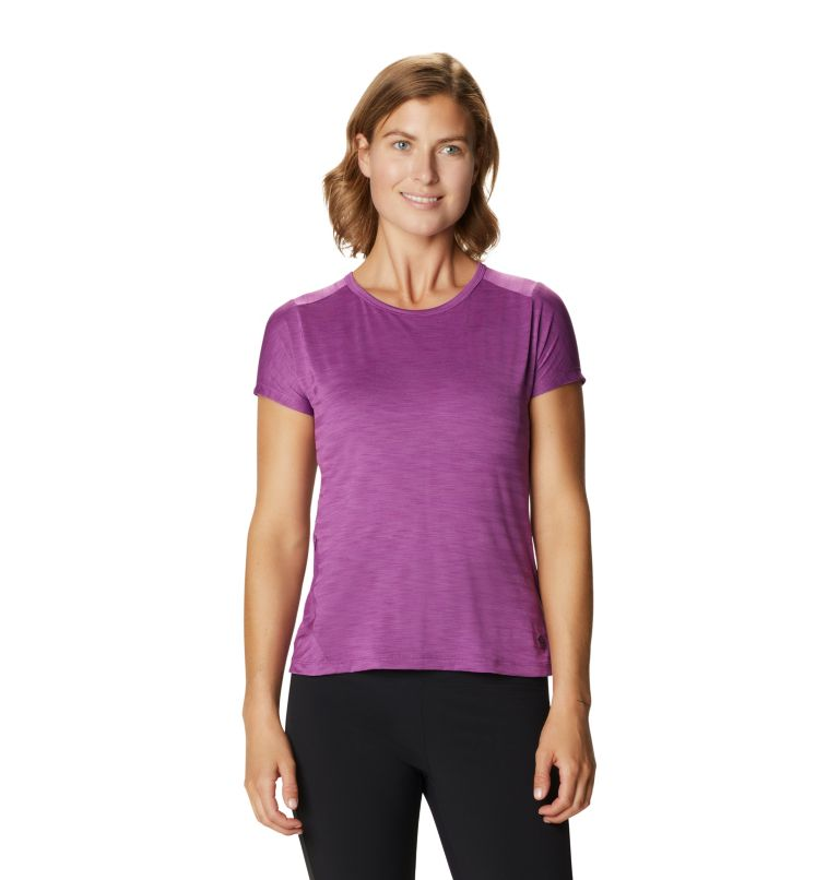 Women's Mighty Stripe™ Short Sleeve T-Shirt Women's Mighty Stripe™ Short Sleeve T-Shirt, front