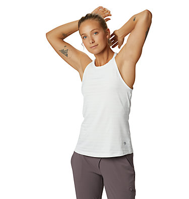 Women's Mighty Stripe™ Tank  Mighty Stripe™ Tank | 792 | L, Fogbank, front