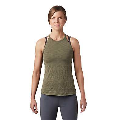 Women's Mighty Stripe™ Tank  Mighty Stripe™ Tank | 792 | L, Light Army, front