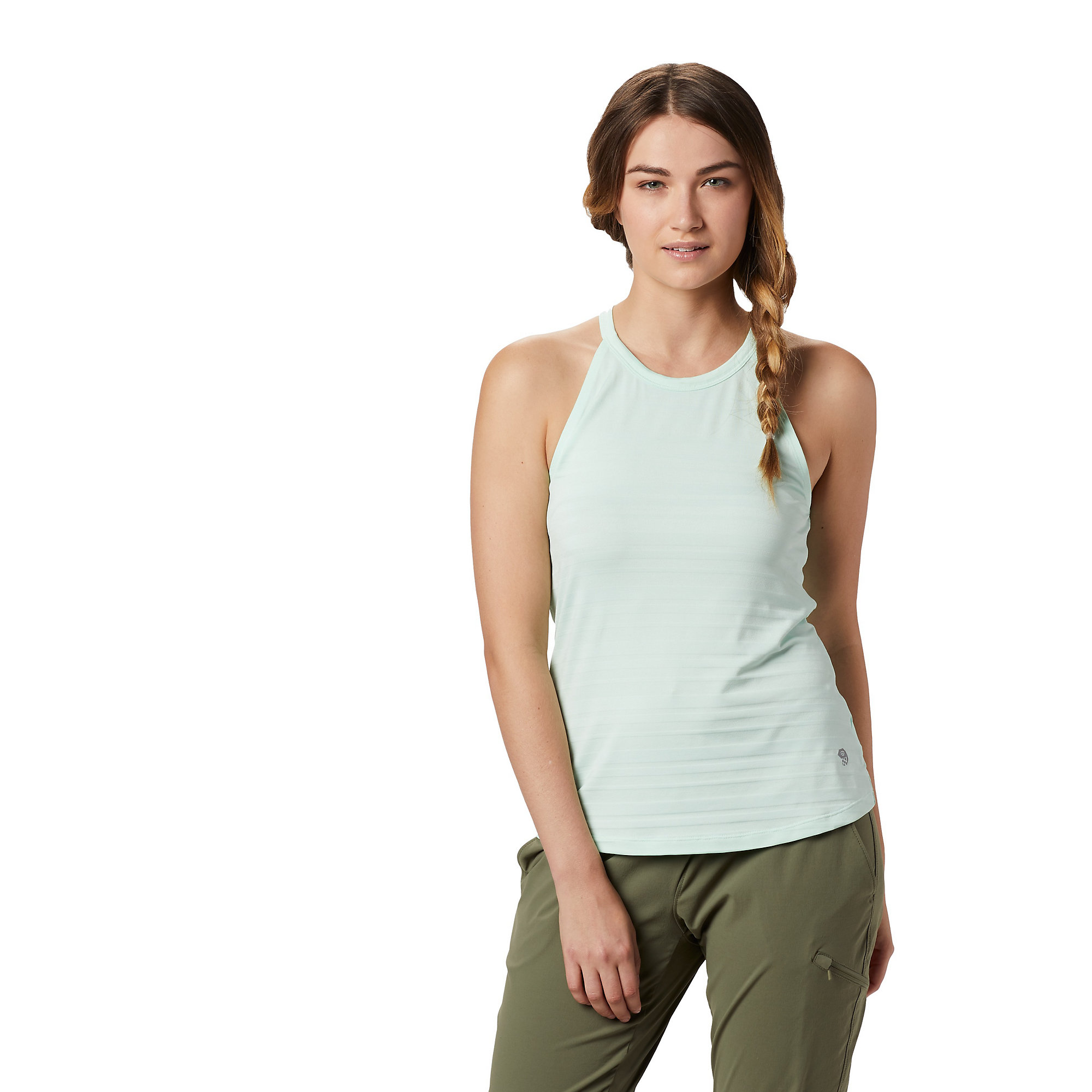 Mountain Hardwear Mighty Stripe  Tank  380  XL-