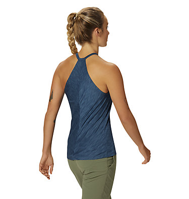 Women's Mighty Stripe™ Tank  Mighty Stripe™ Tank | 792 | L, Zinc, back