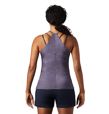 Women's Mighty Stripe™ Tank  Mighty Stripe™ Tank | 792 | L, Dusted Sky, back