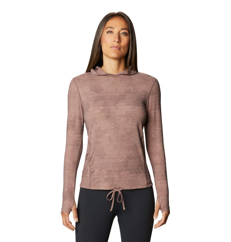 Women's Crater Lake™ LS Hoody Women's Crater Lake™ LS Hoody, front