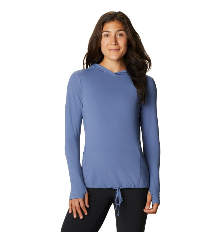Women's Crater Lake™ Long Sleeve Hoody Women's Crater Lake™ Long Sleeve Hoody, front