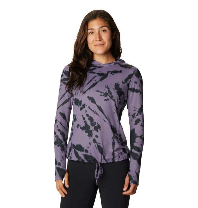 Women's Crater Lake™ Long Sleeve Hoody Women's Crater Lake™ Long Sleeve Hoody, front