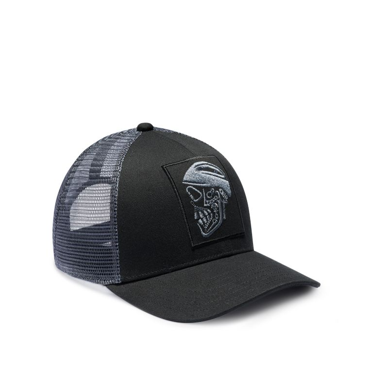 X-Ray™ Trucker Hat | 010 | O/S X-Ray™ Trucker Hat, Black, front