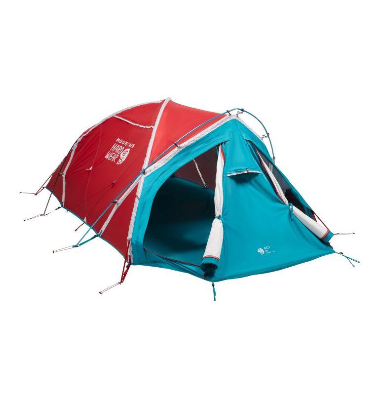 ACI™ 3 Tent | 675 | O/S ACI™ 3 Tent, Alpine Red, a1