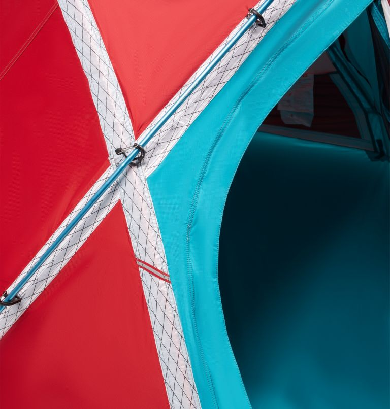 ACI™ 3 Tent | 675 | O/S ACI™ 3 Tent, Alpine Red, a2