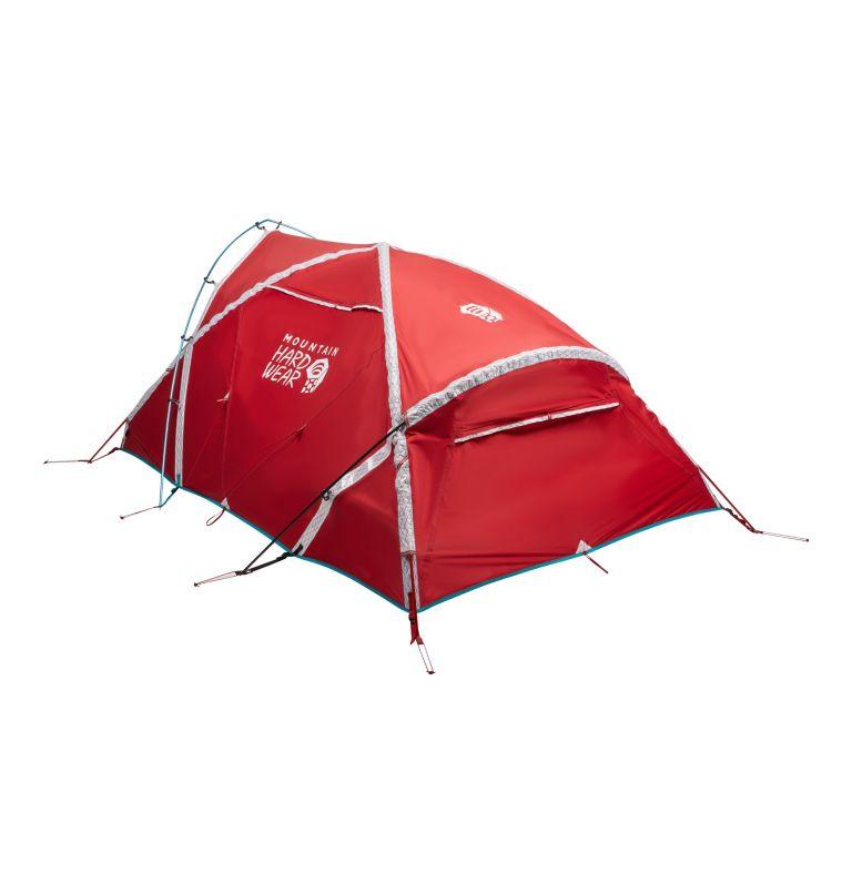 ACI™ 3 Tent | 675 | O/S ACI™ 3 Tent, Alpine Red, back
