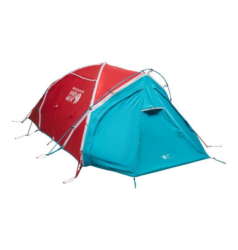 ACI™ 3 Tent | 675 | O/S ACI™ 3 Tent, Alpine Red, front
