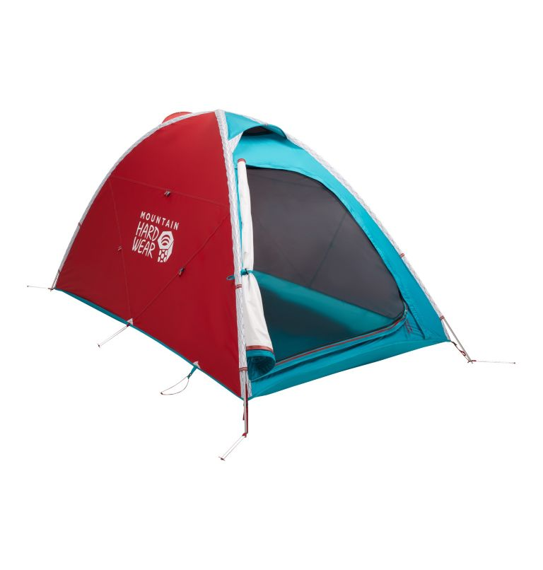 AC™ 2 Tent   675   O/S AC™ 2 Tent, Alpine Red, a1