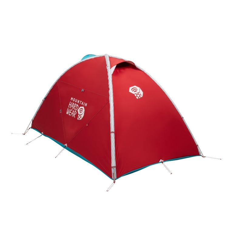 AC™ 2 Tent | 675 | O/S Tente AC™ 2, Alpine Red, back