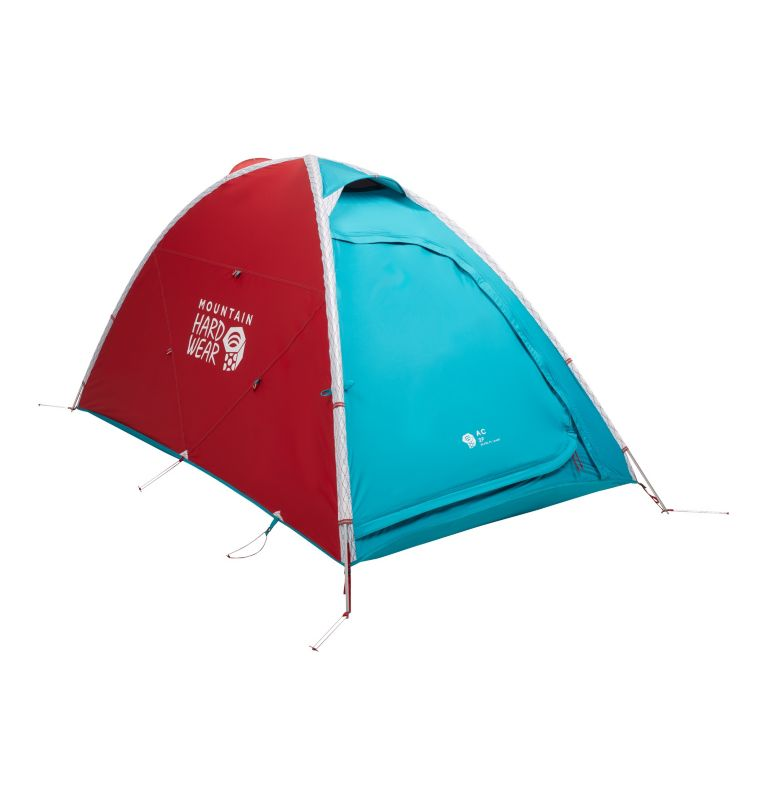 AC™ 2 Tent | 675 | O/S Tente AC™ 2, Alpine Red, front