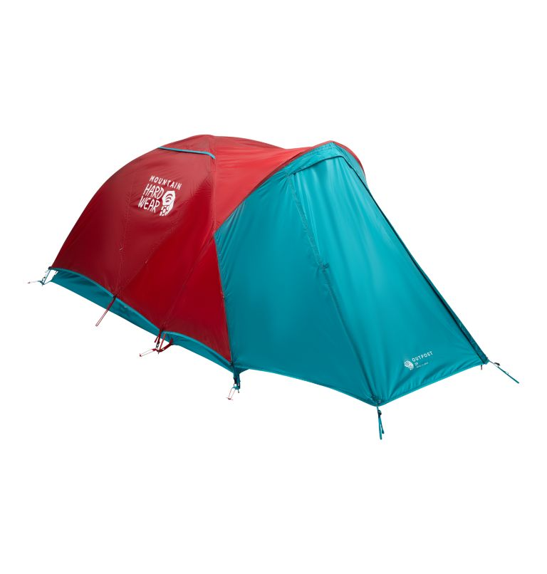 Outpost™ 2 Tent | 675 | O/S Outpost™ 2 Tent, Alpine Red, a2