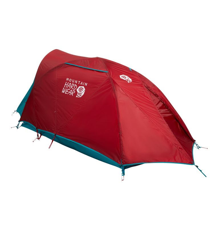 Outpost™ 2 Tent | 675 | O/S Outpost™ 2 Tent, Alpine Red, a3