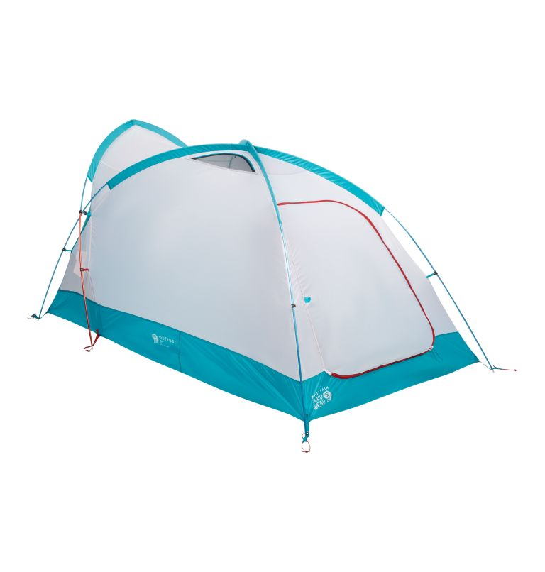 Outpost™ 2 Tent   675   O/S Outpost™ 2 Tent, Alpine Red, back
