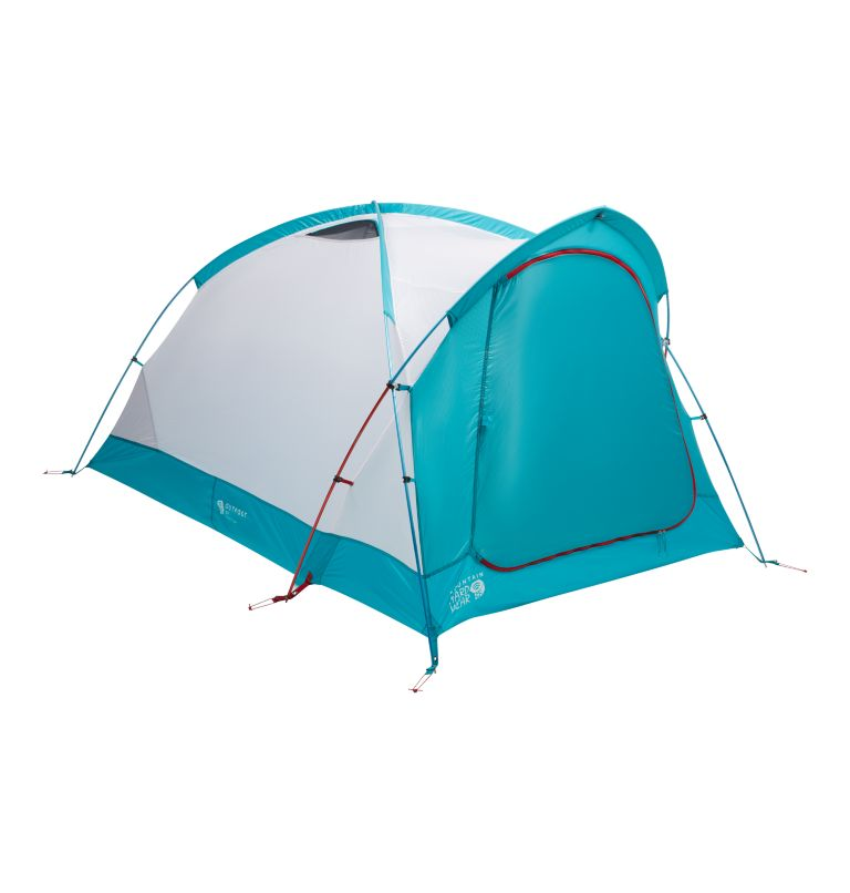Outpost™ 2 Tent   675   O/S Outpost™ 2 Tent, Alpine Red, front
