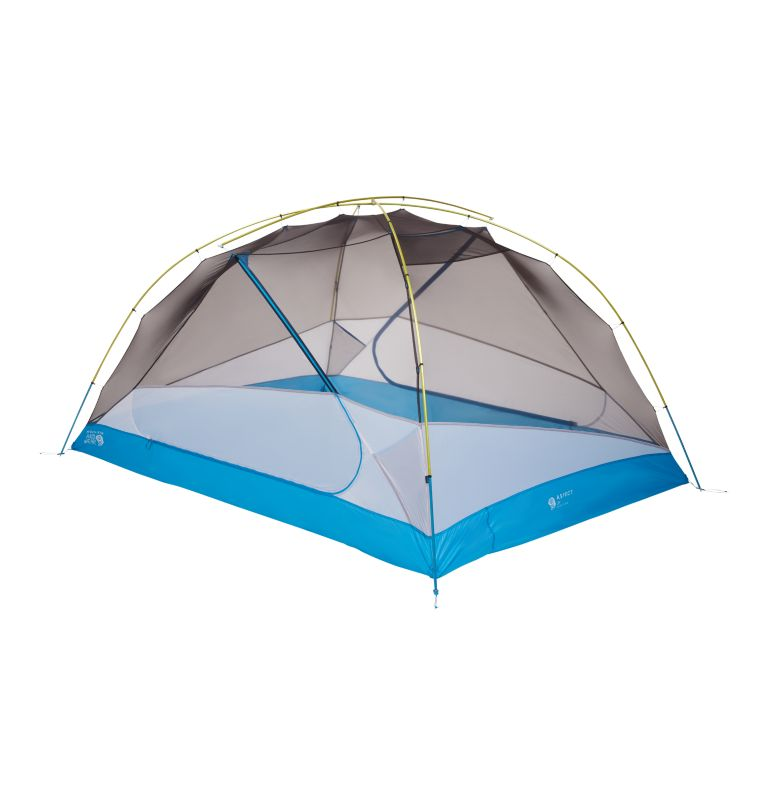 Aspect™ 3 Tent | 063 | O/S Aspect™ 3 Tent, Grey Ice, front