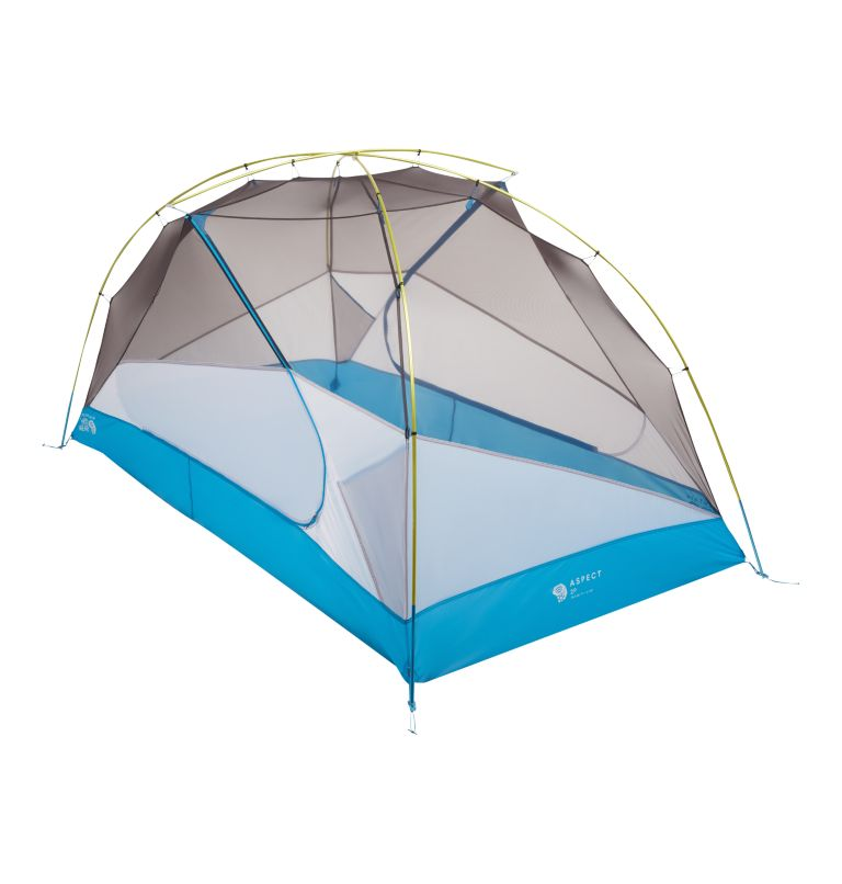 Aspect™ 2 Tent   063   O/S Aspect™ 2 Tent, Grey Ice, front