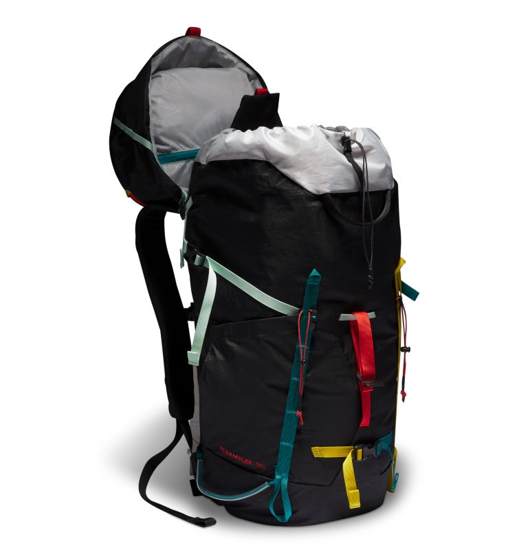Scrambler™ 35 Backpack | 011 | S/M Sac à dos Scrambler™ 35, Black, Multi, a2