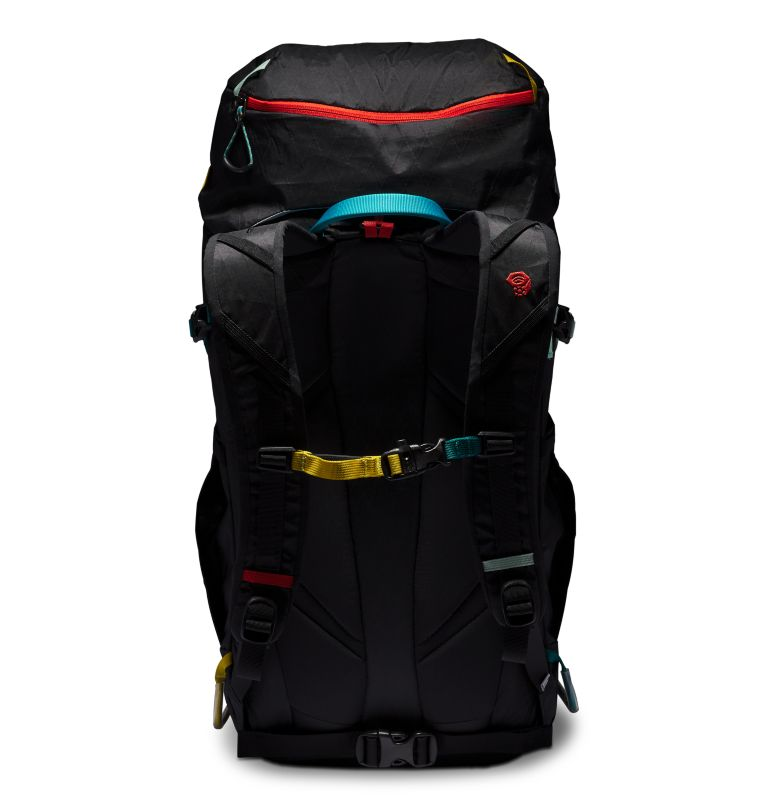 Scrambler™ 35 Backpack | 011 | S/M Sac à dos Scrambler™ 35, Black, Multi, back