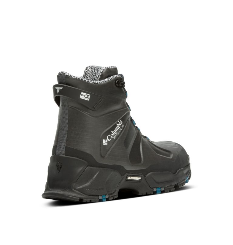 Men's Canuk™ Titanium Omni-Heat™ 3D Outdry™ Ex Snow Boots Men's Canuk™ Titanium Omni-Heat™ 3D Outdry™ Ex Snow Boots, 3/4 back