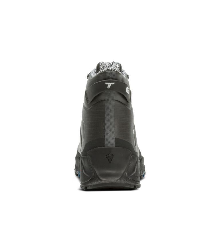 CANUK™ TITANIUM OMNI-HEAT™ 3D  | 010 | 7.5 Botte De Neige Canuk™ Titanium Omni-Heat™ 3D Outdry™ Ex Homme, Black, Phoenix Blue, back