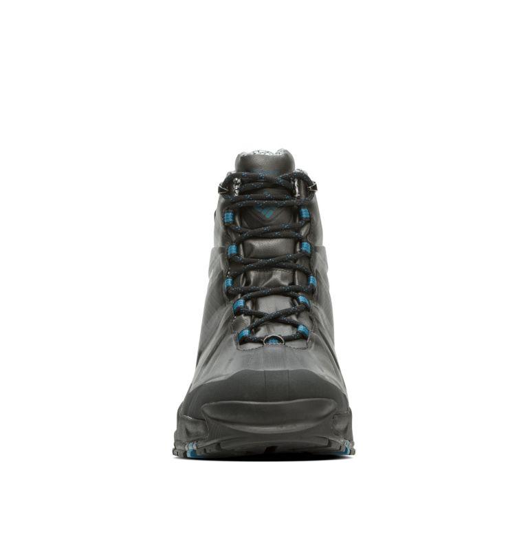 CANUK™ TITANIUM OMNI-HEAT™ 3D  | 010 | 7.5 Botte De Neige Canuk™ Titanium Omni-Heat™ 3D Outdry™ Ex Homme, Black, Phoenix Blue, toe