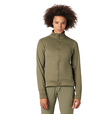 Women's Norse Peak™ Full Zip Jacket  Norse Peak™ Full Zip Jacket | 579 | S, Light Army, front