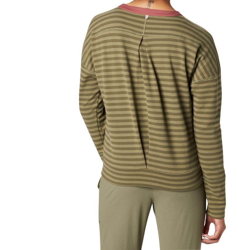Pembroke™ Rugby Top | 333 | M Women's Pembroke™ Rugby Top, Light Army, a1