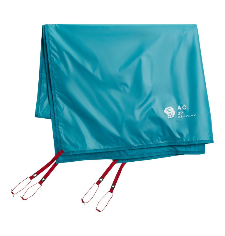 AC™ 2 Footprint | 301 | O/S AC™ 2 Footprint, Glacier Teal, front