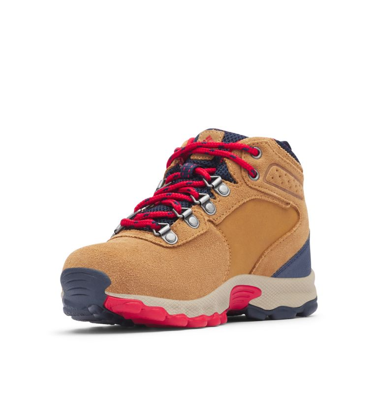Big Kids' Newton Ridge™ Suede Waterproof Hiking Boot - Wide Big Kids' Newton Ridge™ Suede Waterproof Hiking Boot - Wide