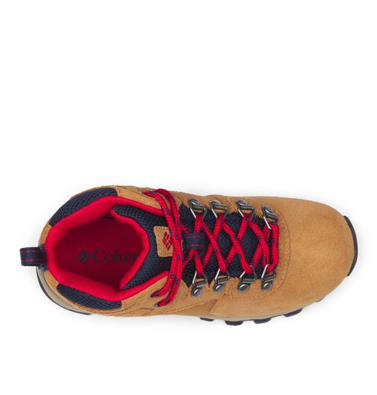 Big Kids' Newton Ridge™ Suede Waterproof Hiking Boot - Wide Big Kids' Newton Ridge™ Suede Waterproof Hiking Boot - Wide, top
