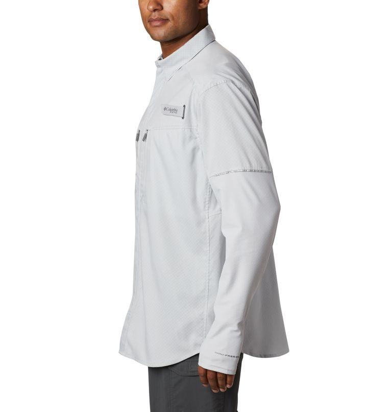 Men's PFG Force XII Zero™ Long Sleeve Hybrid Shirt Men's PFG Force XII Zero™ Long Sleeve Hybrid Shirt, a1